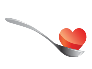 Spoon with Heart